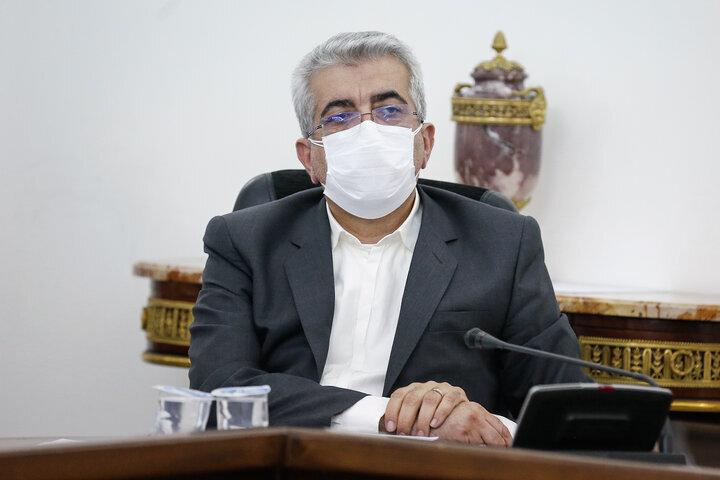 رضا اردكانيان - وزير نيرو