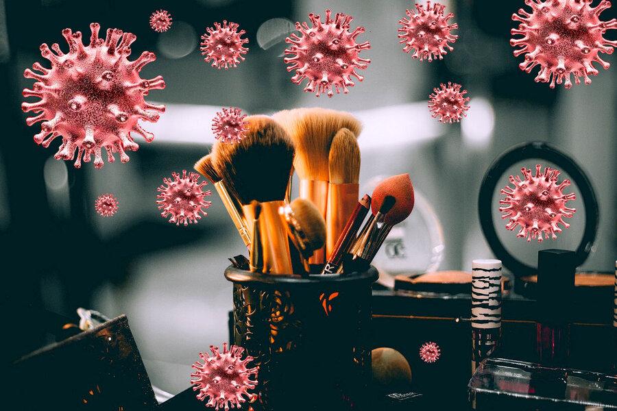 آرایشگاه ـ کرونا