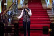 ویدئو | آواز دو زبانه پارسا سیمین مرام | انتخاب داوران عصر جدید برای نظرسنجی مردمی