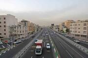 ایمنسازی بزرگراههای شرق تهران