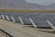 افتتاح بزرگترین نیروگاه خورشیدی در دشتی
