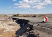 سیلاب به ۳۶۰ کیلومتر از راههای قلعهگنج خسارت وارد کرد