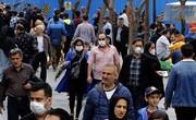 جدیدترین آمار کرونا در ایران؛ کاهش آمار فوتیها | حال ۴۱۲۹ بیمار وخیم است | نیمی از مبتلایان بستری شدند | ۲۶ استان در وضعیت قرمز و هشدار