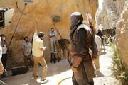 تصاویر جدید از سریال سلمان فارسی
