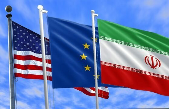 آمریکا اروپا ایران
