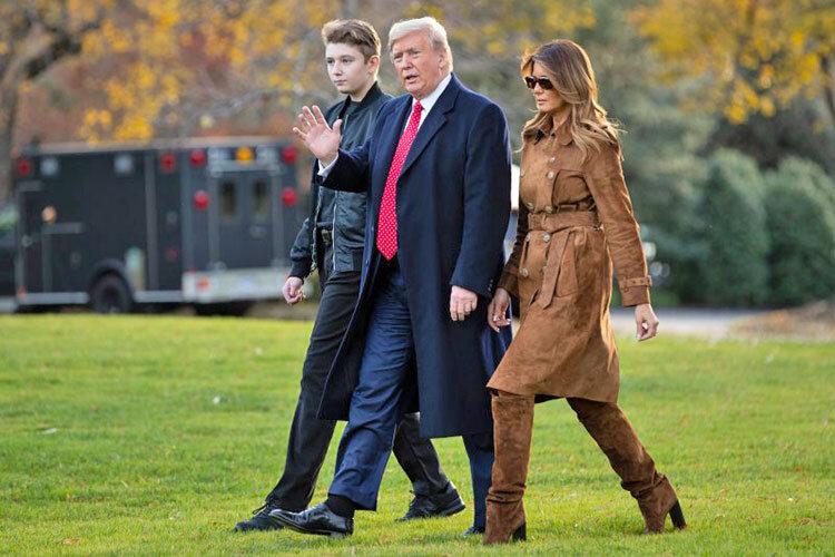 خانواده ترامپ
