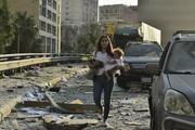 تازهترین تصاویر از انفجار آخرالزمانی بیروت | عروس خاورمیانه در آتش و خون