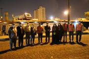 نخستین تور شبگردی خدمات شهری در پازل پنجم تهران