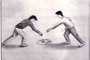 بازی های فراموش شده | بازی دستمال