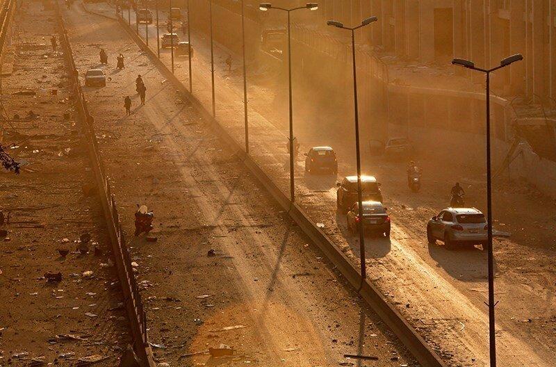 انفجار بیروت