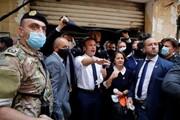 منبع آگاه: مکرون برخی مسئولان لبنانی را به تحریم تهدید کرده است