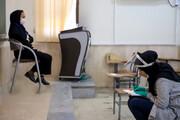 تصاویر متفاوت کنکور کرونایی | آزمون کارشناسی ارشد با پروتکلهای کرونایی