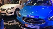 تصاویر | جدیدترین خودرو سایپا را ببینید | رونمایی رسمی از sp۱۰۰ ؛ فیس لیفت شاهین
