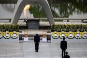 تصاویر | بزرگداشت سالروز حمله اتمی آمریکا به «هیروشیما»