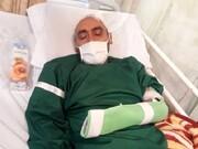ضرب و شتم خبرنگار اردبیلی در روز خبرنگار