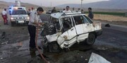 6 کشته در تصادف مسیر ایرانشهر به مهرستان