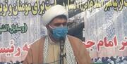 یک امام جمعه: اگر عدهای به اسم خبرنگار عیبها را برجسته کنند و آبرو ببرند این جنایت است