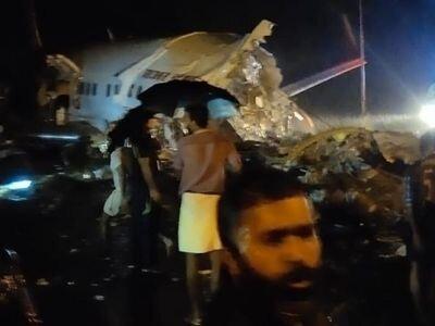 خروج هواپیما از باند فرودگاه کرالا