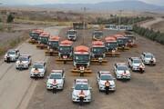 راهاندازی گروه پایش و نظارت شبانه حمل و نقل جادهای