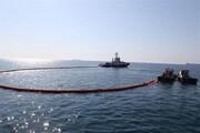 آلودگی نفتی خلیج فارس پاکسازی شد