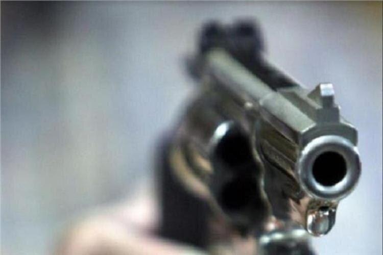 قتل با سلاح گرم
