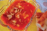 طرز تهیه خوراک سیرابی | غذای پیشنهادی آذربایجانیها