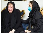 تصاویر یادبود زندهیاد ماهچهره خلیلی در منزل نعیمه نظامدوست