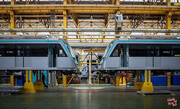 رونمایی از نخستین قطار ملی مترو در۲۸ اسفند | قرارداد تولید ۱۰۵ دستگاه واگن بسته میشود