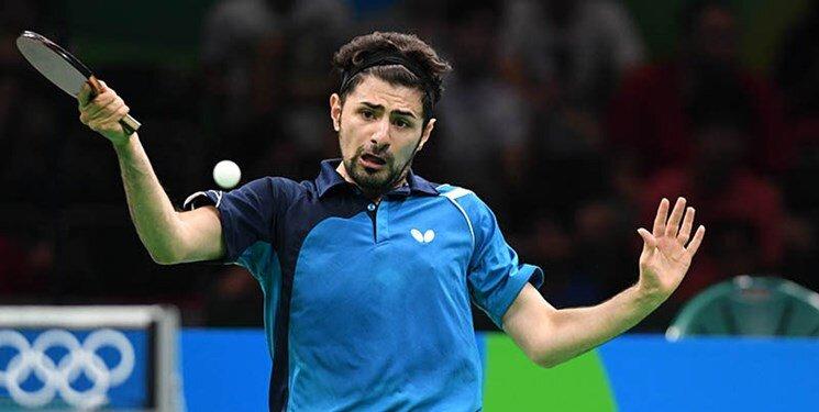 رئیس فدراسیون تنیس روی میز: داور باعث شکست عالمیان شد