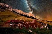 تصاویر   طبیعت بینظیر ارتفاعات دودانگه ساری