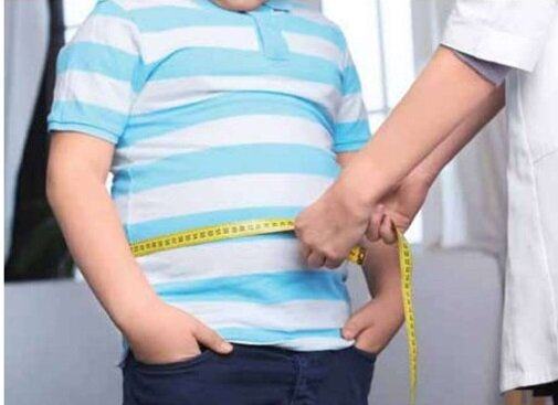 چاقی کودکان و نوجوانان