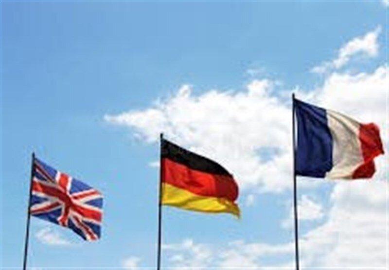 فرانسه انگلیس آلمان