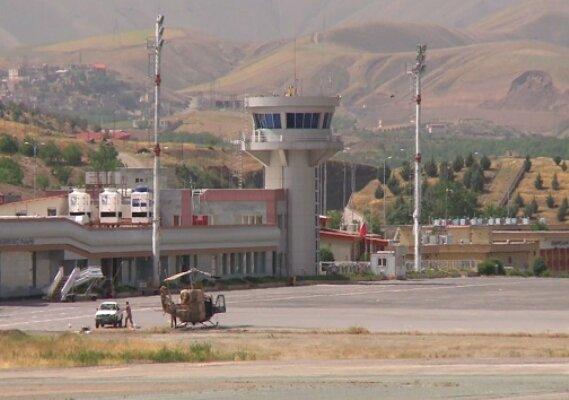 فرودگاه سنندج