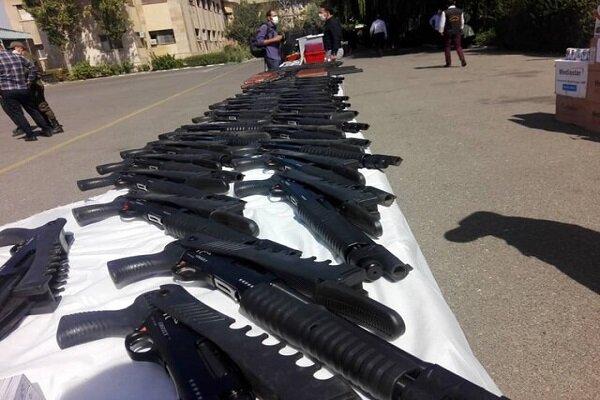 سلاح قاچاق