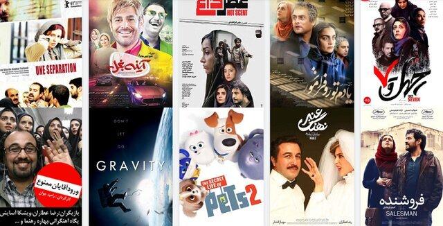 اکران سینما