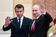 آمادگی مکرون برای شرکت در نشست پیشنهادی پوتین درباره ایران