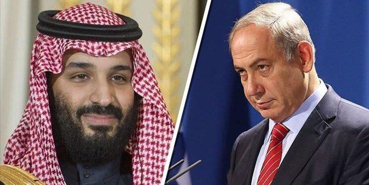 بن سلمان بنیامین نتانیاهو