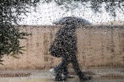 پیشبینی رگبار و بارشهای پراکنده در برخی استانها | روند تدریجی افزایش دما در تهران