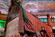 کرونا آیین ۸۰۰ ساله نخلگردانی کیلان را به تعطیلی کشاند