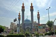 مسجد بازوی فرهنگیمدیریت شهری در محلهها