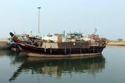 توقیف شناور قاچاق در آبهای دلوار
