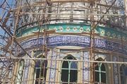 پایانمرمت مسجد شیخ فضل الله تهران تا زمستان
