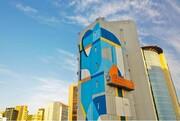 برزیلیها با گرافیتی به جنگ کرونا میروند