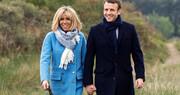 ویدئو   رئیسجمهوری فرانسه تعطیلات خود را چگونه میگذراند؟
