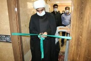 افتتاح حسینیه کتاب در آستانه ماه محرم