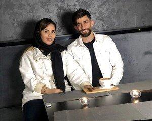 اولین زن و شوهر لژیونر ایرانی در فوتبال اروپا