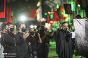 تقدیر یک وزیر از یک مداح در نخستین روزهای محرم ۹۹ به دلیل عزاداری در خیابان
