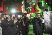 ویدئو | روضه خوانی محمود کریمی در کوچههای هفده شهریور تهران