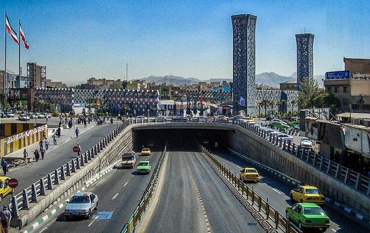 مسکن - میدان امام حسین