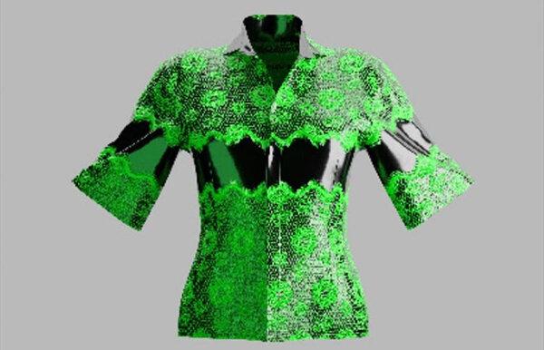 لباس دیجیتال